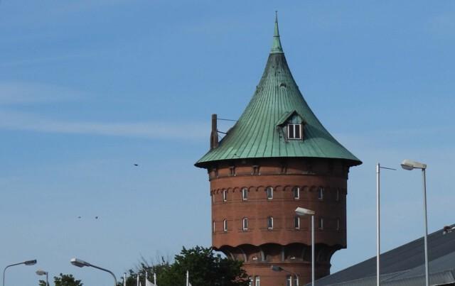 Wasserturm Cuxhaven - Norddeutscher Hof Cuxhaven - Hotel Norddeutscher Hof in Lüdingworth