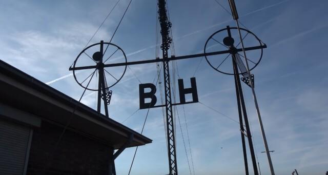 alte liebe cuxhaven cam 4 - Windsemaphor Cuxhaven - Windstärkemesser an der Alten Liebe in Cuxhaven Döse