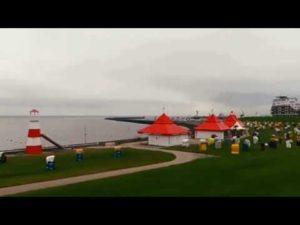 Grimmershörner Bucht in Cuxhaven Döse – Urlaub in Döse [ Video ]