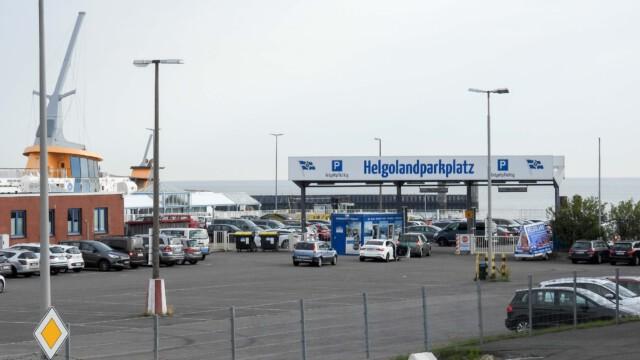 Parken Cuxhaven Helgoland