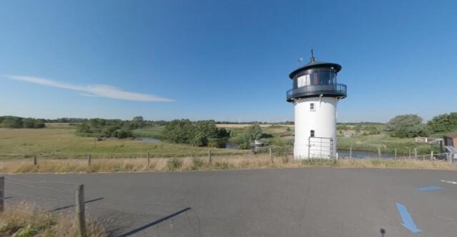 Leuchtturm Dicke Berta  - Heiraten Cuxhaven - Heiraten in außergewöhnlichen Ambienten [ Bilder ]
