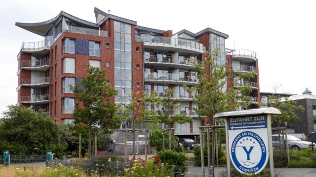 Webcam Havenhostel Cuxhaven