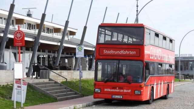 Stadtrundfahrten Cuxhaven - Hotel Cuxhaven - Badhotel Sternhagen in Cuxhaven Duhnen