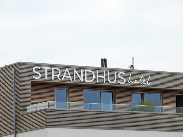 Strandhus Hotel - Webcam Strandhus Sahlenburg - Webcam zum Strand vom Hotel Strandhus