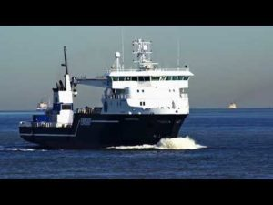 Cuxhaven Schiffe gucken – Große Schiffe vor Cuxhaven