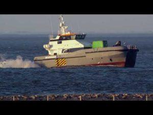 Cuxhaven – Schiffe vor Cuxhaven 2020