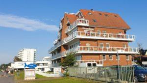 Duhnen Ferienwohnung in Cuxhaven – Strandhaus Christiansen in Duhnen