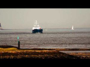 Schiffe vor Cuxhaven – Shipspotting in Cuxhaven-Altenbruch