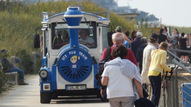 Strandbahn CUX NC 911 - Jan-Cux-Strandbahn Cuxhaven