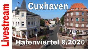 Klappbrücke Cuxhaven – Livestream mit der Gopro von der Klappbrücke in Cuxhaven
