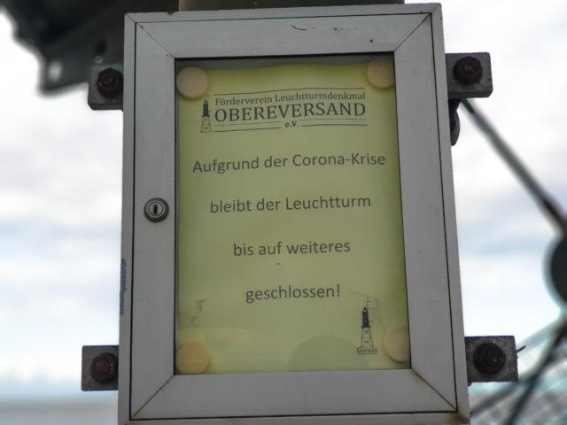 Leuchtturm Obereversand Oeffnungszeiten - Leuchtturm Obereversand in Dorum-Neufeld