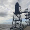 Leuchtturm Obereversand in Dorum Neufeld 3 120x120 - Wurster Nordseeküste mit Leuchtturm in Dorum im Landkreis Cuxhaven