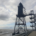 Leuchtturm Obereversand in Dorum Neufeld 3 120x120 - Sielhafen in Dorum-Neufeld - Yachthafen an der Wurster Nordseeküste
