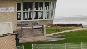 Strandhaus Döse Cuxhaven im Lockdown