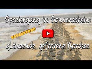 Nordsee Spektakel Eis – endlich mal ohne viele Menschen
