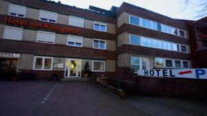 Hotel am Königshof in Altenwalde – Hotel in zentraler Lage