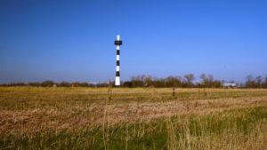 Leuchtturm Altenbruch Oberfeuer – Leuchtturm Schlanke Anna