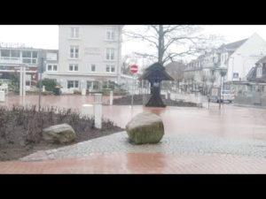 Cuxhaven bei Regen   Ostern in Cuxhaven an einem Regentag