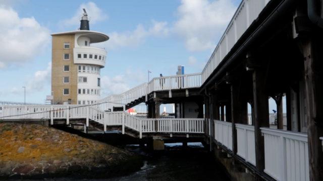 Radarturm Cuxhaven 2021