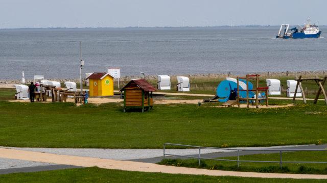 Spielplatz Cuxhaven Altenbruch