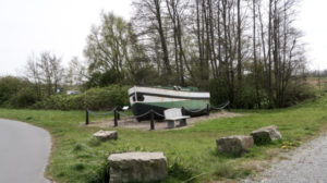Küstenmotorschiff Wrack Marie in Cuxhaven-Altenbruch