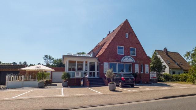 Hotel Zum Finkenmoor in 27476 Cuxhaven-Sahlenburg