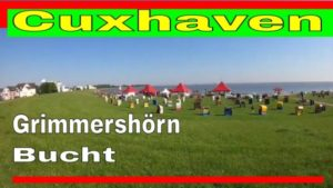 Grimmershörn Bucht – Grünstrand in Cuxhaven-Döse