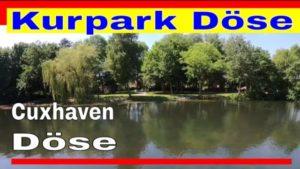 Kurpark Döse in Cuxhaven-Döse mit dem Zoo im Kurpark