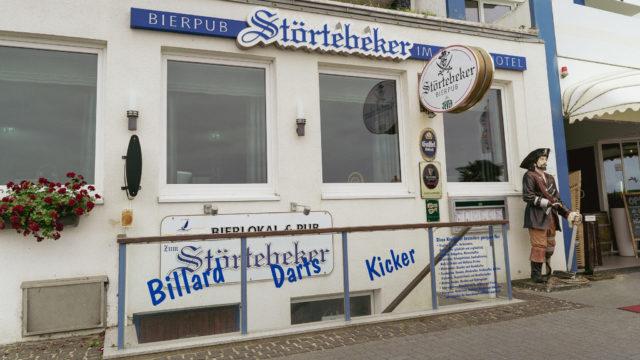Bierpub Störtebeker D