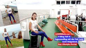 Tagesausflug mit der Fair Lady nach Helgoland