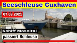 Seeschleuse Cuxhaven