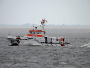 28-Meter-Seenotrettungskreuzer Anneliese Kramer