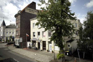 Nordseebad Cuxhaven Cafe Opper