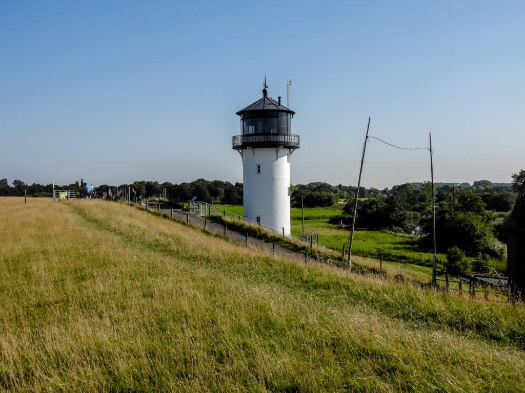 Leuchtturm Dicke Berta in Cuxhaven Altenbruch