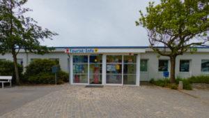 Tourist Info Cuxhaven Duhnen